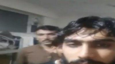 پاکستان سے مزدوری کیلئے جانے والے 4 افراد افغانستان میں پھنس گئے