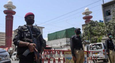 کراچی: ڈی جی ایکسائز کے دفتر میں شہری کو اغوا کرنیوالا ملزم پولیس اہلکار نکلا