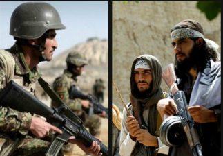 افغان طالبان کا چیک پوسٹ پر حملہ 8اہلکار جان بحق 3طالبان مارے گئے