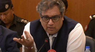 کراچی کو تباہ کرنے میں پیپلزپارٹی نے بڑا کردار ادا کیا:علی زیدی