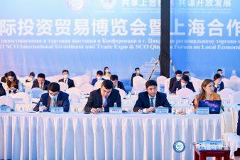 ایس سی او ایکسپو 2021 میں چین اور پاکستان کے مابین پانچ مفاہمتی یاداشتوں پر دستخط