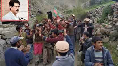 ؑعلاقے کی ترقی حکومت کی اولین ترجیح ہے: سپیکر امجد علی زیدی