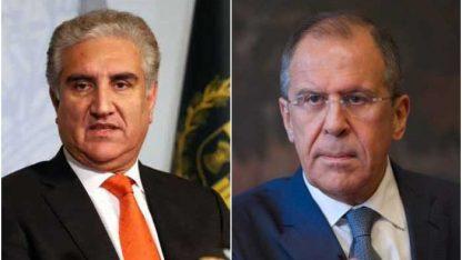 پاکستان روس کے ساتھ بہتر تجارتی تعلقات چاہتا ہے،وزیرخارجہ