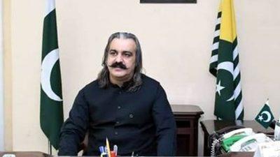 وفاقی وزیر امور کشمیر و گلگت بلتستان کا برہان وانی اور تمام کشمیری شہداء کو زبردست خراجِ عقیدت