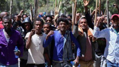 ایتھوپیا میں نسلی فسادات، 210 افراد ہلاک