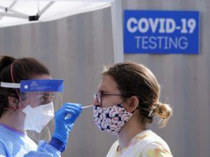 امریکی شہری نوول کرونا وائرس کی صورتحال بگڑنے پر خوفزدہ اور ناراض ہیں ، میڈیا