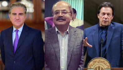 منظور وسان کی عمران خان اور شاہ محمود قریشی سے متعلق بڑی پیشگوئیاں