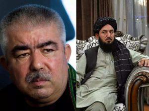 طالبان کے سخت ترین حریف عبدالرشید دوستم کے پرتعیش محل میں جنگجوؤں کے ڈیرے